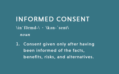 The Importance of a Birth Mother's Informed Consent