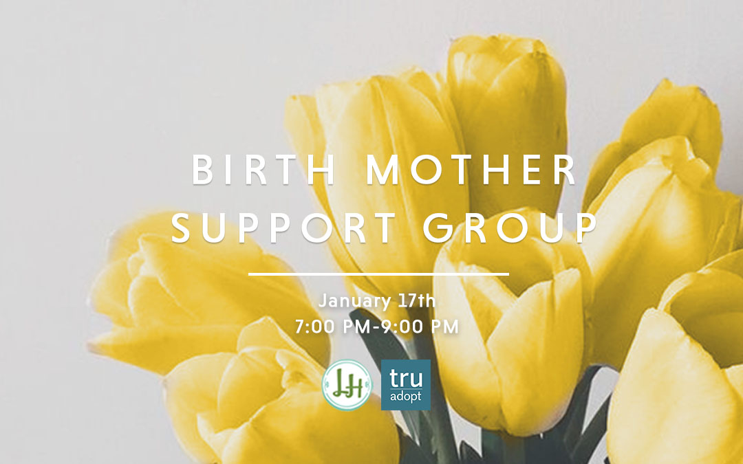 TruAdopt Happenings: First Birth Mother Support Group of 2018